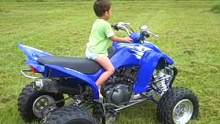 6. YAMAHA RAPTOR 350 ~ CROOMATVRENTAL.COM ~ 352-345-8797 ~ BROOKSVILLE ~ FLORIDA