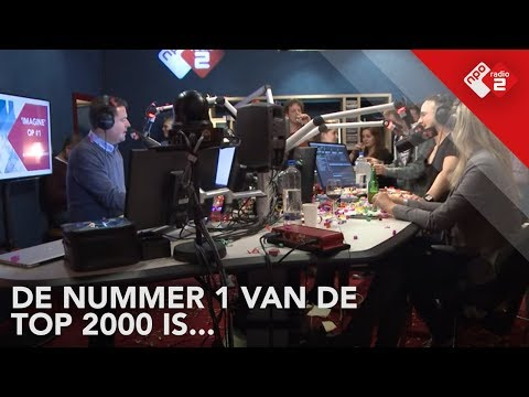 De Nummer 1 Van De Top 2000 Van 2015 Is... Imagine Van John Lennon | NPO Radio 2
