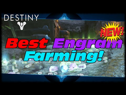 Game Farm - This Destiny video will show you my newest fast and Easy way to farm engrams and Bounties in Destiny! Venus Pike Farming! Click Here To Learn More About CyberPowerPC! http://www.cyberpowerpc.com...