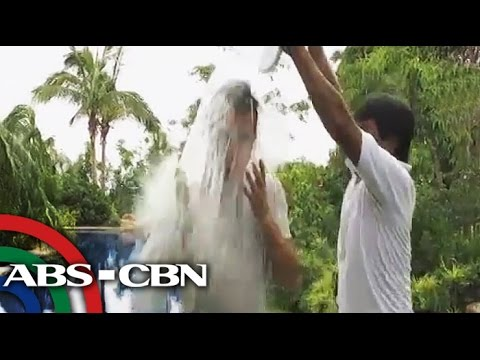 celebrities - The chairman of ABS-CBN Kapamilya network finally accepted to do the ice bucket challenge. Know the people he nominated to do the challenge. Subscribe to the ABS-CBN News channel! - http://bit.ly/...