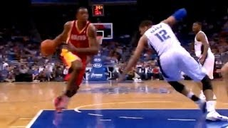 Top 10 Crossovers of Big Guys NBA 2014