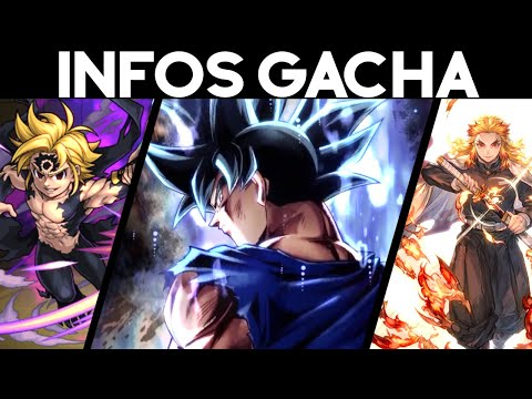 Goku Ultra Instinct DB LEGENDS, Seven Deadly Sins, et Demon Slayer collaboration - JT GACHA