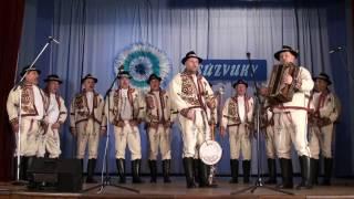 Mužská spevácka skupina Lidovec zo Solčian vystúpila v sobotu 25.februára 2017 v kultúrnom dome Tužina ako hosť v rámci podujatia SÚZVUKY 2017.