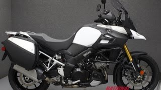 10. 2015  SUZUKI  DL1000 VSTROM 1000 ADVENTURE - National Powersports Distributors