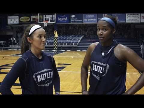 Butler Women's Basketball - First Practice