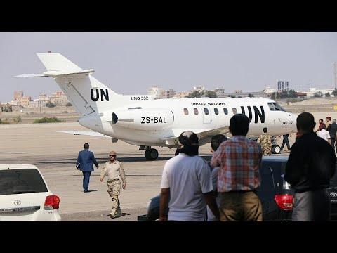 Στην Υεμένη ο επικεφαλής της ομάδας του ΟΗΕ για την εκεχειρία …