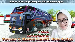 Video PO Handoyo rilis Jetbus 3 full karaoke MP3, 3GP, MP4, WEBM, AVI, FLV September 2018