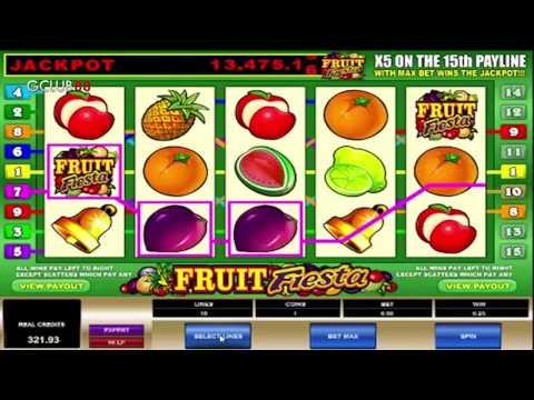 เกมส์สล็อต Fruit Fiesta 5 Reel สล็อตออนไลน์