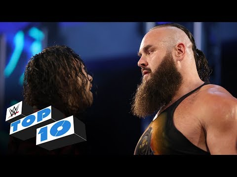 Top 10 Friday Night SmackDown moments: WWE Top 10, April 10, 2020