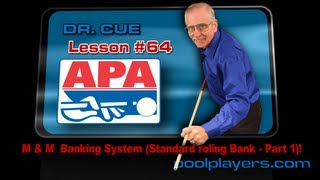 Dr. Cue Pool Lesson #64: MM Banking System (Standard Rolling Bank -  Part 1)!