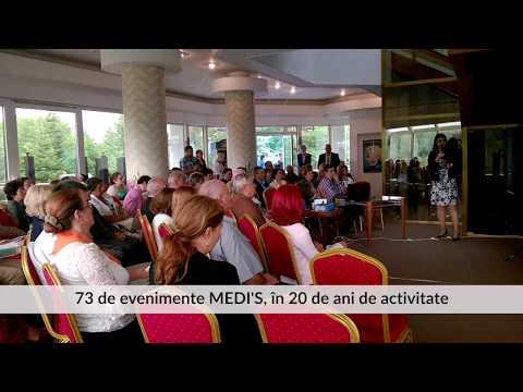 73 de evenimente MEDI'S, în 20 de ani de activitate