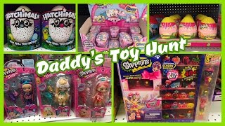 Daddy's Toy Hunt - MH, EAH, Shopkins Easter Eggs, Lego Guardians of the Galaxy Volume 2 & HatchimalsWe are a family of toy collectors! Our videos include toy reviews, costumes, cosplay, tutorials, challenges, blind bags, vlogs, toy hunts, and stop motion videos. Drusila and Nessy love all things Monster High, plus Vamplets, Zelfs, Disney, Play Doh, and Funko. Daddy loves anything Lego, and he does a regular Daddy's Toy Hunt series. We're fun and goofy and a little bit crazy, and we like to give truthful opinions of the toys we review. We love sharing our videos with viewers around the world! Monster High Boo York Boo York Reviews Playlisthttp://youtu.be/HlvjVYoQhqIChallenges Playlist:https://www.youtube.com/playlist?list=PL3waLuL3Pk2-gULcDcrmeN6NttkR8uRJ5Toy Hunting Videos Playlisthttps://www.youtube.com/playlist?list=PL3waLuL3Pk29xpmZsloUgB81q88B1pTnUDrusila Talks About Vlogshttps://www.youtube.com/playlist?list=PL3waLuL3Pk2-zLjg_AflX4vKoX5QmGlkGBlind Bags Fever Videoshttps://www.youtube.com/playlist?list=PL3waLuL3Pk29gdX71OkFPzInCTjv44bKGMonster High Halloween Costumes and Cosplayhttps://www.youtube.com/playlist?list=PL3waLuL3Pk2_2WP4hKQ8_dpXaZVlSN4U9Monster High SDCC Exclusive Dolls Reviewshttps://www.youtube.com/playlist?list=PL3waLuL3Pk28sle3rpHRgsT8uGCe7aSr1Custom Dolls Videos https://www.youtube.com/playlist?list=PL3waLuL3Pk2-40nNY81VeFoKONmMA0g27Follow us :http://instagram.com/wookiewarrior23ythttps://www.flickr.com/photos/wookiewarrior23https://plus.google.com/+WookieWarrior23