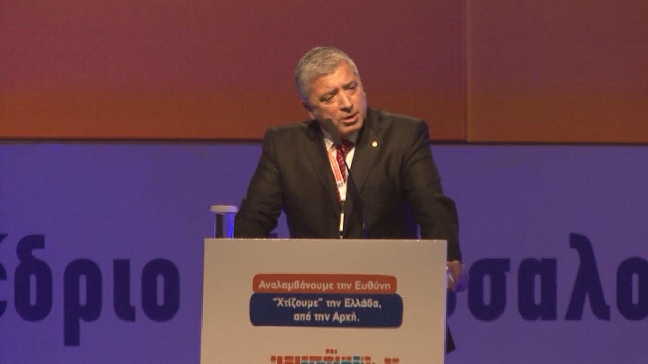 Κ.Πατούλης: Για μας δεν υπάρχει εθνική ανάπτυξη χωρίς τοπική ανάπτυξη