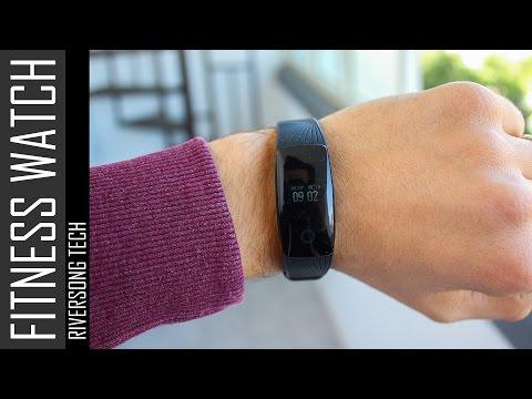 Ecco il fitness watch economico di Riversong Tech