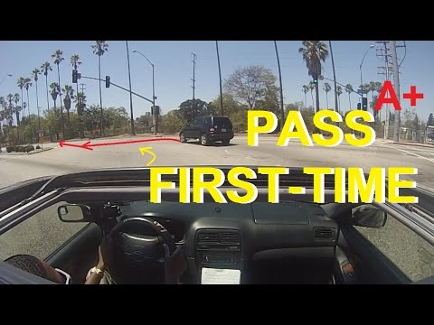 How to Pass your Driving Test First Time - No Critical Errors