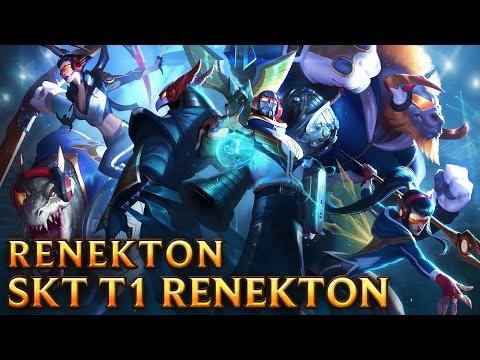 SKT T1 Renekton