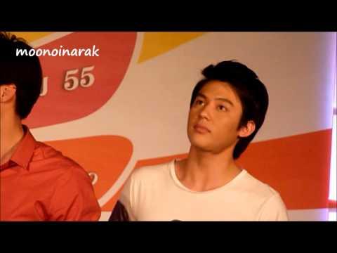 120721 หมาก ปริญ @ Lucks Fun Fair #2 Central Ladprao - 2 (видео)