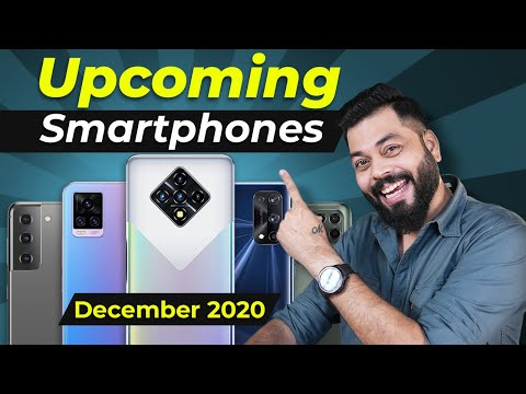 Top 10+ Best Upcoming Mobile Phone Launches ⚡ December 2020