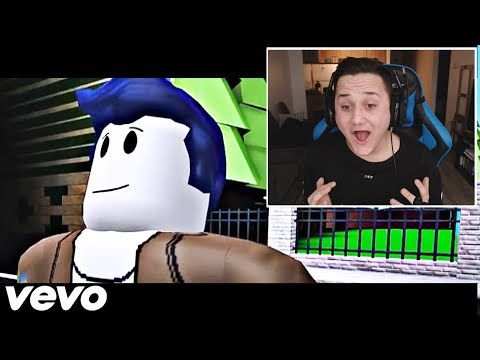 ROBLOX NOOB STORY - The Spectre (Alan Walker) (Reaction)