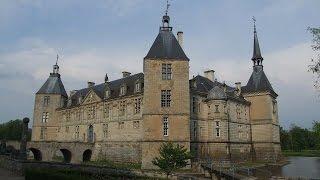 France 3 - Pourquoi chercher plus loin, Châteaux de Bourgogne