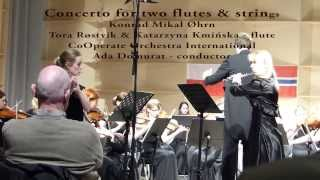 Concerto For Two Flutes And Strings