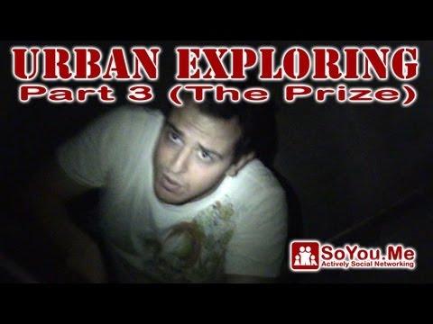 Urban Exploring Wareham Part 3 (The Prize)
