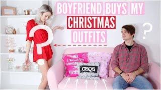 Video BOYFRIEND BUYS GIRLFRIENDS CHRISTMAS OUTFITS | Sophie Louise MP3, 3GP, MP4, WEBM, AVI, FLV Januari 2018