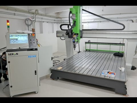 CNC freesmachine SERON 2131 PROFESSIONAL 2019