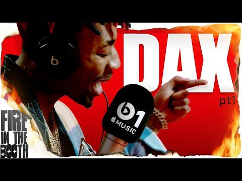 Dax – Fire In The Booth pt1