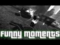 Funny Moments and Glitches (GTA IV, GTA V)