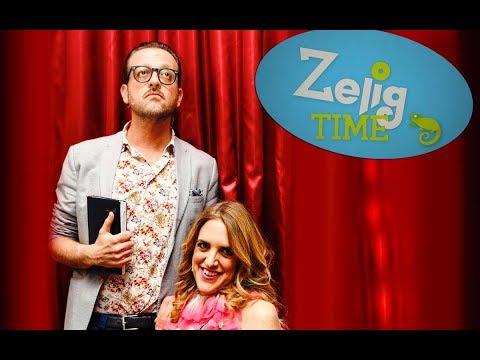 Enzo Ratti Enterprise e Lucy (Ippolita Baldini) | Zelig Time 2018 con (pt.15) видео