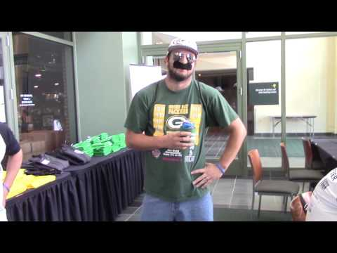 Bill Da Packer Fan-Ultimate Lambeau Leap
