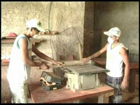 Projeto Saboarana, no município de São Sebastião do Uatumã/AM