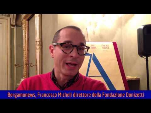 """Francesco Micheli e """"Anna Bolena"""": maratona di bellezza"""