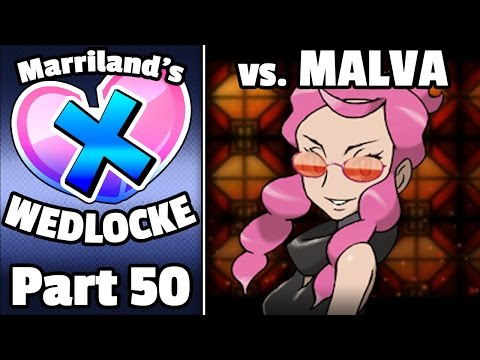 Pokémon X Wedlocke, Part 50: The Fire Inside!