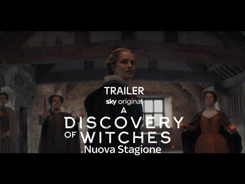 A Discovery of Witches – Il Manoscritto delle Streghe | Nuova stagione | Trailer ufficiale