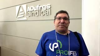 Eduardo Rolim fala sobre os desafios do XIII Encontro Nacional do PROIFES-Federação