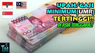 Video TAK DISANGKA, Inilah 5 Negara Dengan Upah Minimum Tertinggi di Asia Tenggara !! MP3, 3GP, MP4, WEBM, AVI, FLV Oktober 2018