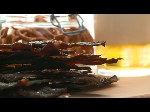 Beef Recipes – How to Make Beef Jerky