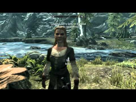 Skyrim - Your Silence is Deafening