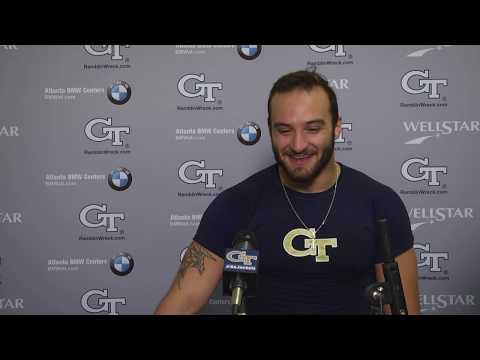 Video: #GTSpring18: Nathan Cottrell (April 16)