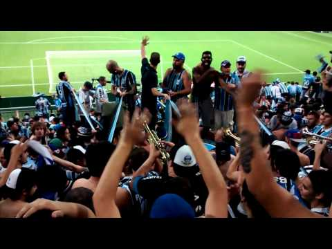 Geral do grêmio Marcha fúnebre - Grêmio 5 x 0 inter Brasileiro 2015 - Geral do Grêmio - Grêmio