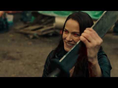 Van Helsing scenepack || badass vanessa s3 {1080p, background reduced}