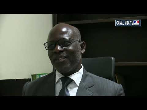 COTE D'IVOIRE : Interview du Prof. DIAWARA ADAMA, Directeur de la Station Géophysique de LAMTO