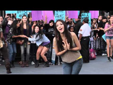 All I Want Is Everything Flash Mob Version [OST by Victoria Justice]