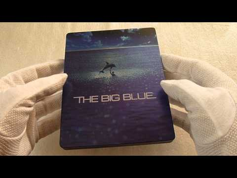 Unboxing: Big Blue Steelbook Bluray