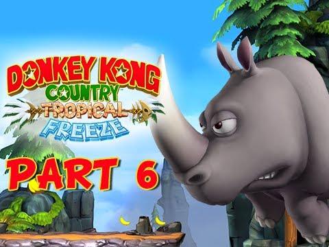 donkey kong country wii u vc