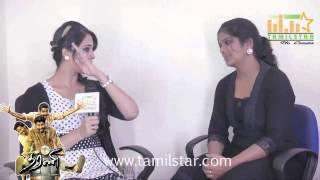 Sandra Jose Talks about Dharani Movie