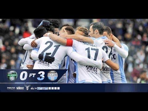 Sassuolo vs Lazio 0-3 All Goal & Highlights 25/2/2018 (HD)