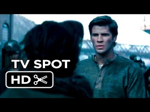 The Hunger Games: Catching Fire (TV Spot 'Spinning Cornucopia')